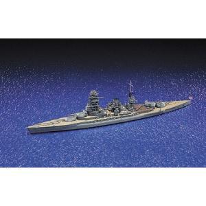 日本海軍戦艦 陸奥(むつ) 1/700 ウォーターライン No.116 #プラモデル|aoshima-bk|02