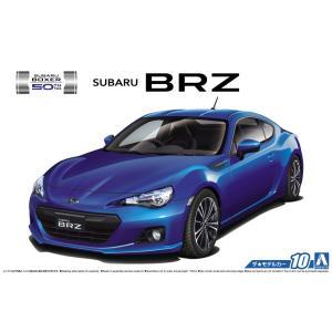 1/24 スバル ZC6 BRZ '12 ザ・モデルカー No.10 #プラモデル|aoshima-bk