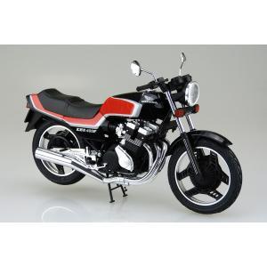 ホンダ CBX400FII 1/12 バイク No.14 #プラモデル|aoshima-bk|02
