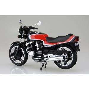 ホンダ CBX400FII 1/12 バイク No.14 #プラモデル|aoshima-bk|03