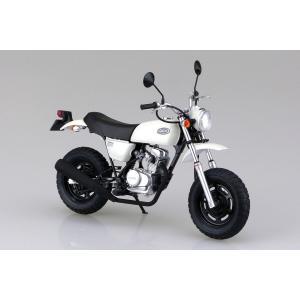 [予約特価10月再生産予定]ホンダ エイプ50 1/12 バイク No.21 #プラモデル aoshima-bk 02