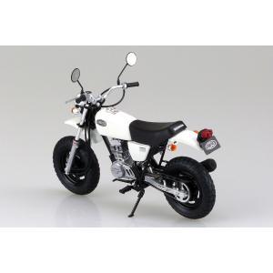 [予約特価10月再生産予定]ホンダ エイプ50 1/12 バイク No.21 #プラモデル aoshima-bk 03