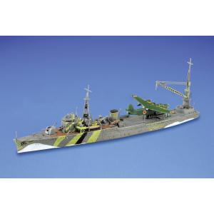 日本海軍 水上機母艦 秋津洲 1/700 WL スーパーディテール #プラモデル|aoshima-bk|02