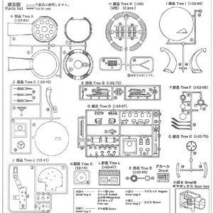 TB5 & TB3 電動 サンダーバード5号&3号 サンダーバード No.9 #プラモデル aoshima-bk 03