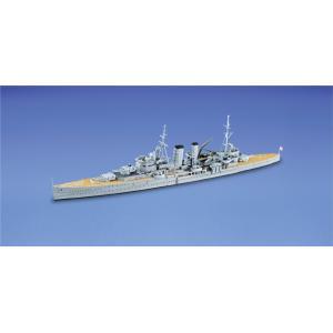 英国海軍 重巡洋艦 エクセター 1/700 ウォーターライン No.807    #プラモデル|aoshima-bk|02