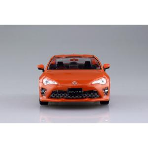 トヨタ 86( オレンジメタリック) ザ・スナップキット No.03-B #プラモデル|aoshima-bk|05