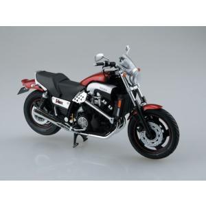 ヤマハ Vmax カスタムパーツ付き 1/12 バイク No.47 #プラモデル|aoshima-bk|02