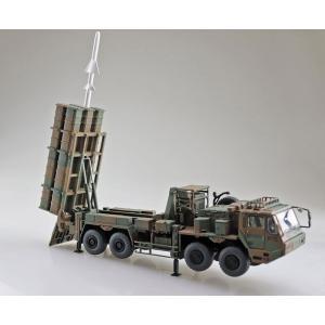 陸上自衛隊 12式地対艦誘導弾 1/72 ミリタリーモデルキット No.18   #プラモデル|aoshima-bk|04
