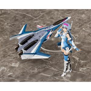 V.F.G. マクロスΔ VF-31J ジークフリード ACKS MC-01 #プラモデル|aoshima-bk|04