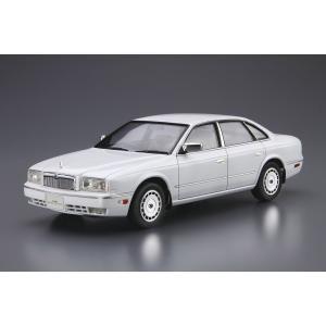 1/24 ニッサン G50 プレジデントJS/インフィニティQ45 '89 ザ・モデルカー No.89 #プラモデル|aoshima-bk|02