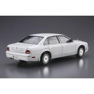 1/24 ニッサン G50 プレジデントJS/インフィニティQ45 '89 ザ・モデルカー No.89 #プラモデル|aoshima-bk|04