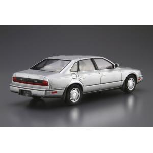 1/24 ニッサン G50 プレジデントJS/インフィニティQ45 '89 ザ・モデルカー No.89 #プラモデル|aoshima-bk|05