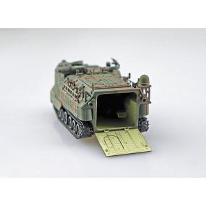 陸上自衛隊 水陸両用車(AAVC7A1 RAM/RS)指揮通信型『島嶼部強襲上陸』  1/72 ミリタリーモデルキット No.SP    #プラモデル|aoshima-bk|02