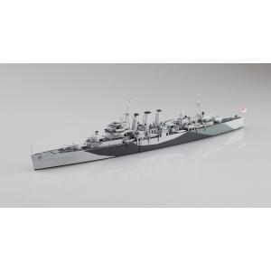 限定 英国海軍 重巡洋艦 ノーフォーク 北岬沖海戦 1/700 ウォーターライン  #プラモデル aoshima-bk 02