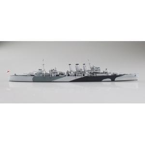 限定 英国海軍 重巡洋艦 ノーフォーク 北岬沖海戦 1/700 ウォーターライン  #プラモデル aoshima-bk 03