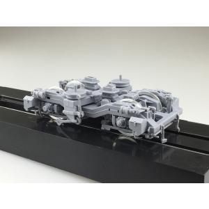 電気機関車 EF66用ホイールセット 1/45 トレインミュージアムOJ ディテールアップパーツ No.4 #プラモデル|aoshima-bk|04