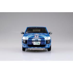 [予約特価1月発送予定]1/24 トヨタ NCP160V プロボックス '14 究極!ニパ子ちゃん ザ・モデルカー No.SP   #プラモデル|aoshima-bk|08
