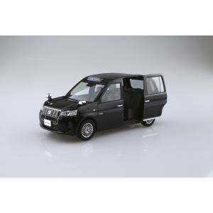 トヨタ NTP10 JPNタクシー '17 ブラック 1/24  ザ・モデルカー No.SP  #プラモデル|aoshima-bk|02