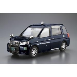 トヨタ NTP10 JPNタクシー '17 国際自動車仕様 1/24 ザ・モデルカー No.SP  #プラモデル|aoshima-bk|02