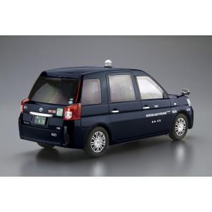 トヨタ NTP10 JPNタクシー '17 国際自動車仕様 1/24 ザ・モデルカー No.SP  #プラモデル|aoshima-bk|03