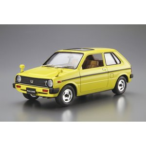 [予約特価9月発送予定]スバル KM1 レックス/ダイハツ L55S クオーレ '81  1/20 ザ・モデルカー No.SP  #プラモデル|aoshima-bk|04