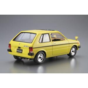 [予約特価9月発送予定]スバル KM1 レックス/ダイハツ L55S クオーレ '81  1/20 ザ・モデルカー No.SP  #プラモデル|aoshima-bk|05