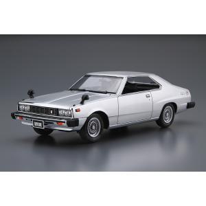 1/24 ニッサン KHGC210 スカイラインHT2000GT-ES '77 ザ・モデルカー No.52 #プラモデル aoshima-bk 02