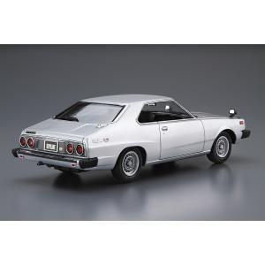 1/24 ニッサン KHGC210 スカイラインHT2000GT-ES '77 ザ・モデルカー No.52 #プラモデル aoshima-bk 03