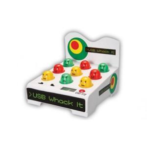 USBトイズ モグラたたき おもちゃ インテリア 雑貨 暇つぶし もぐらたたき #雑貨|aoshima-bk