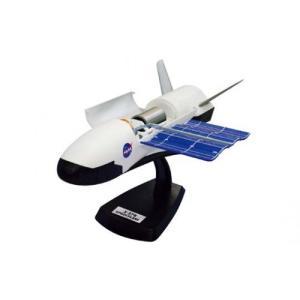 1/50 X-37Bスペースプレーン 4Dパズル #立体パズル|aoshima-bk