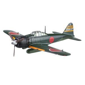 1/48 三菱A6M5 零式艦上戦闘機 五二型 第653海軍航空隊 ダイキャストモデル No.3|aoshima-bk