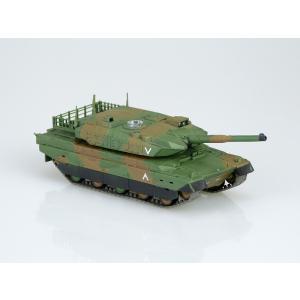 10式戦車 (A) 1/72 RC VS タンク #完成品|aoshima-bk|03