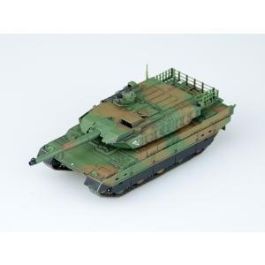 10式戦車 (B) 1/72 RC VS タンク #完成品|aoshima-bk|02