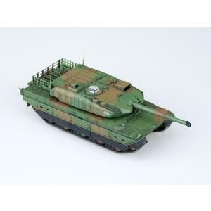 10式戦車 (B) 1/72 RC VS タンク #完成品|aoshima-bk|03