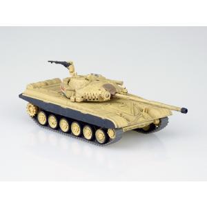 T−72 (デザートB) 1/72 RC VS タンク #完成品|aoshima-bk