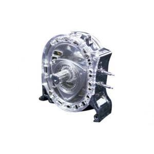 [予約特価12月再生産予定]ロータリースピリットMSP メッキ仕様  1/5 エンジンモデル #完成品|aoshima-bk