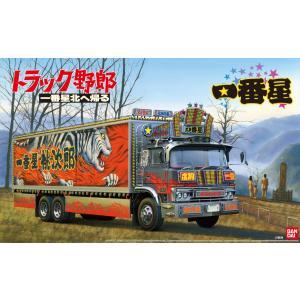 一番星 北へ帰る 1/32 トラック野郎 No.6 #プラモデル aoshima-bk