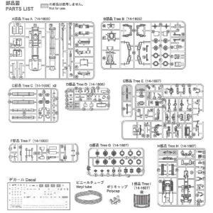 航空自衛隊 パトリオット PAC3発射機  1/72 ミリタリーモデルキット No.8 #プラモデル|aoshima-bk|05
