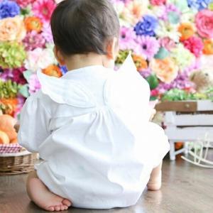 オリジナルエンジェルロンパース【2WAYドレス】出産祝い/ベビーギフト/天使/エンゼル/2WAYベビーウェア/ベビー服/セレモニーベビードレス/新生児/日本製/国産|aoyama-twinsgift