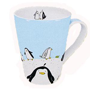 ドイツ・KONITZ(コーニッツ) グローブトロッター ペンギン マグ|aoyamarozeshop
