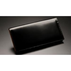 工房「悠」コードバン 長財布 日本製 送料無料
