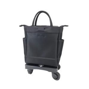SWANY スワニーバッグ(キャリーバッグ・ショッピングカート) D-385 メモーロ(4輪ストッパー付き)TS15(A5収納サイズ)|aozora-d