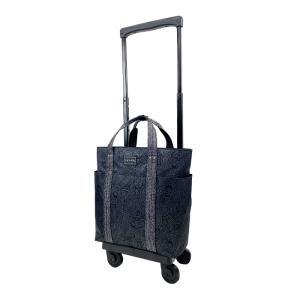 SWANY スワニーバッグ(キャリーバッグ・ショッピングカート) D-429 ユベーロ(4輪ストッパー付き)M18(A4収納サイズ)|aozora-d