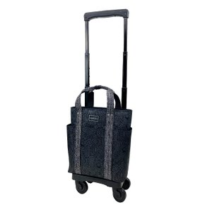 SWANY スワニーバッグ(キャリーバッグ・ショッピングカート) D-429 ユベーロ(4輪ストッパー付き)TS15(A5収納サイズ)|aozora-d