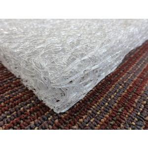 3次元極細繊維構造体使用高反発マットレス 厚さ3.5cm シングルサイズ コア材のみ|aozora-d