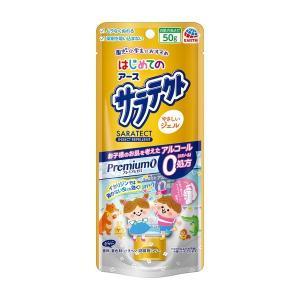 《アース製薬》 サラテクト Premium0 やさしいジェル 50g 【防除用医薬部外品】|aozorablue