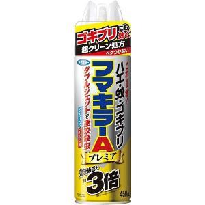 《フマキラー》 フマキラーA ダブルジェットプレミア 450mL (防除用医薬部外品) 【医薬部外品】|aozorablue