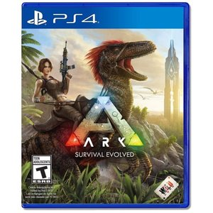 ARK アーク サバイバル エボルブド 輸入版 PS4