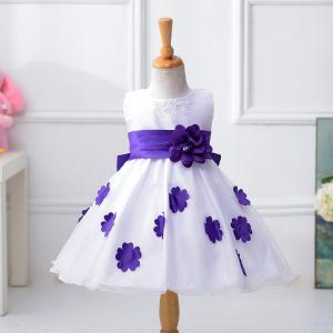 子供ドレス フォーマル ドレス 子供 キッズ ...の詳細画像3