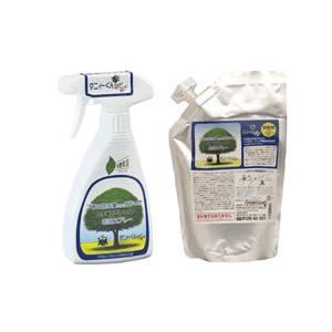 防虫スプレー(ダニィーくんバイバイ)は植物成分から作られた防虫スプレーです。